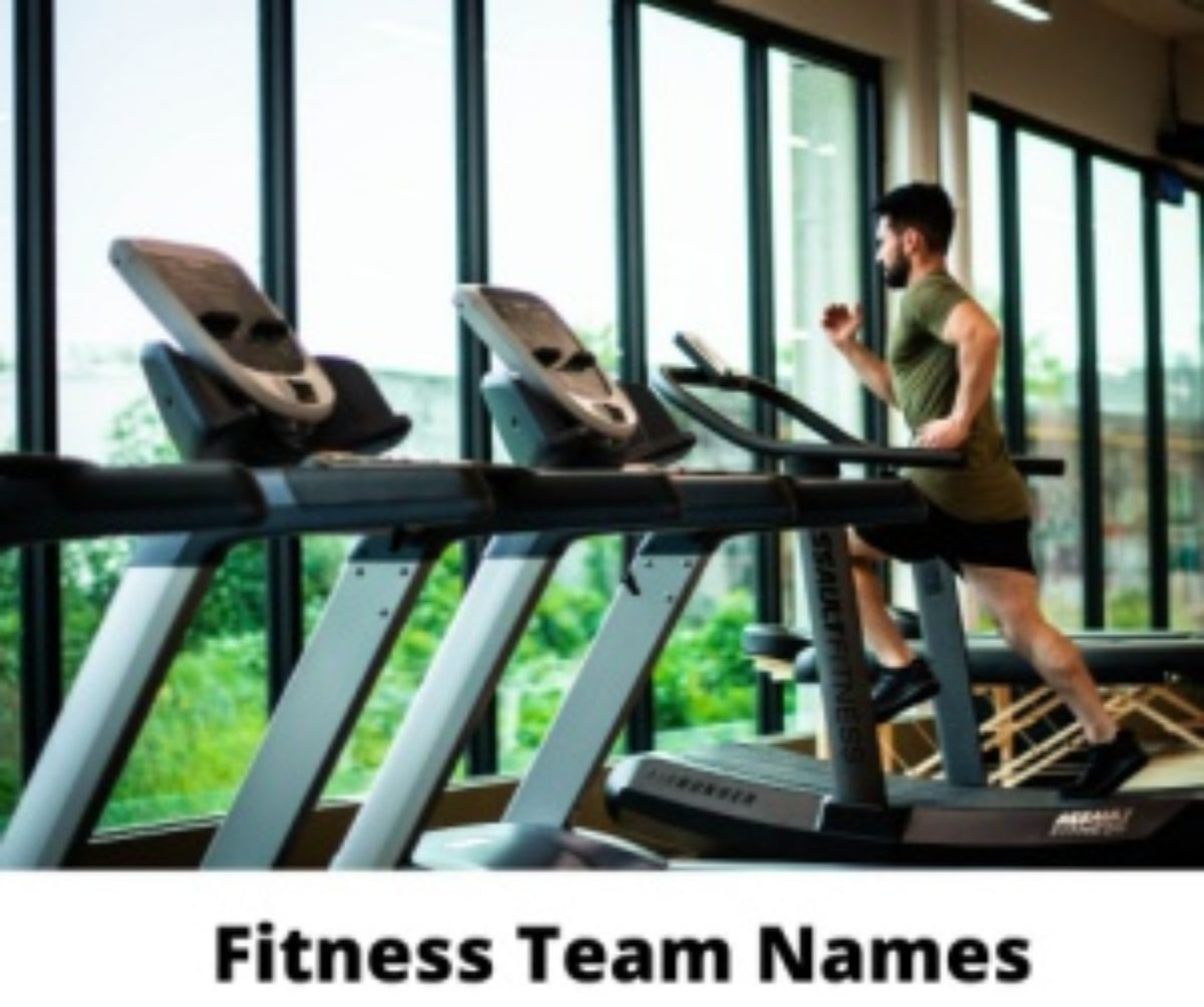 Fitness Team Names Ideas Cool Funny Inspirational Catchy Workout