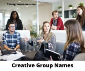 Creative Group Names