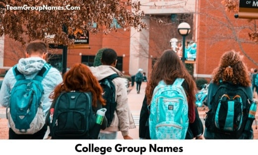 College Group Names