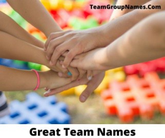 Great Team Names